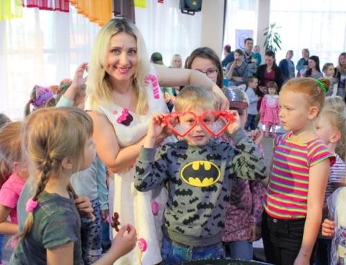 День защиты детей в ТРЦ «Шоколад»