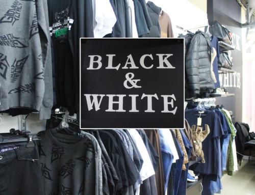 Бутик модной мужской одежды «Black&White»